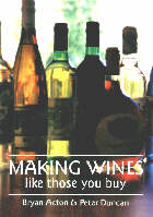 Making Wines Like Those You Buy