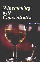 Winemaking With Concentates